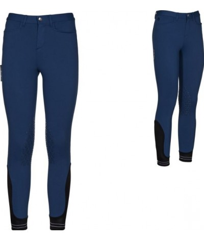 Cavalleria Toscana Piping Logo Grip Breeches