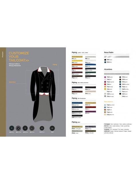 Equiline Dressage Tailcoat Cadence