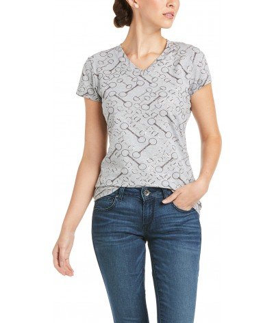 Ariat Women's Snaffle Tee...