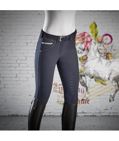Equiline Riding Breeches Jessica Half Grip