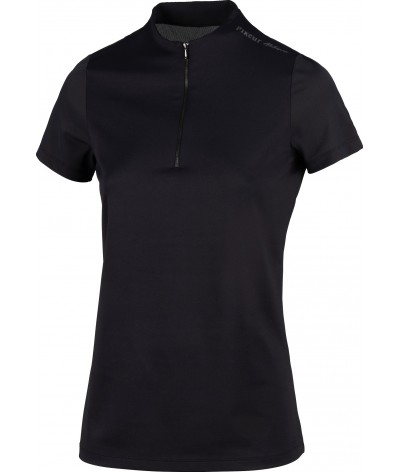 Pikeur Zip Shirt Linee Black
