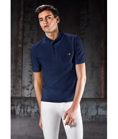 Equiline Unisex Polo Shirt Oxford