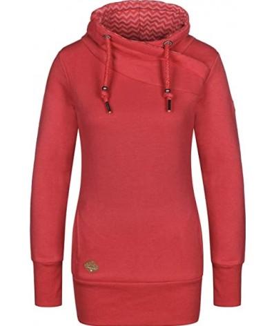 Ragwear Neska Sweater Red