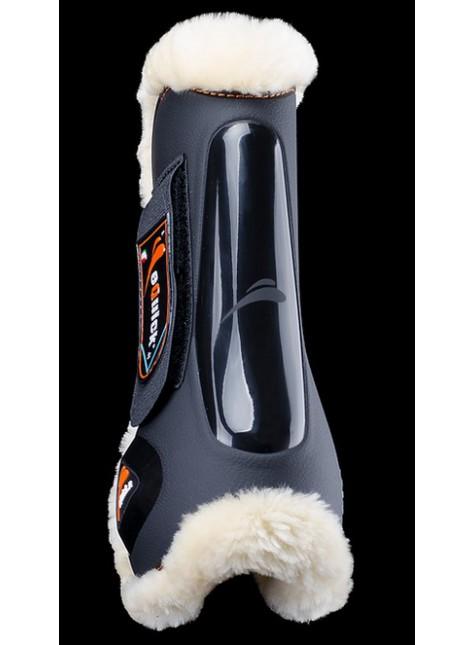 eQuick eLight Tendon Boots Sheepskin