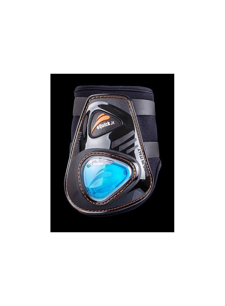eQuick eShock Rear Fetlock Boots