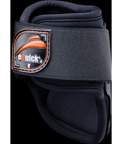 eQuick eLight Rear Fetlock Boots Young Horse