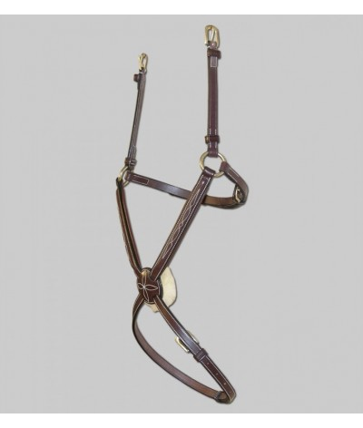 Dyon Fig 8 Noseband 'Dyon Collection'