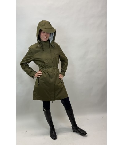 Samshield Women's Rain Coat...