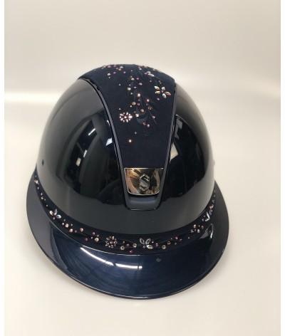 Miss Shield Glossy Blue -...