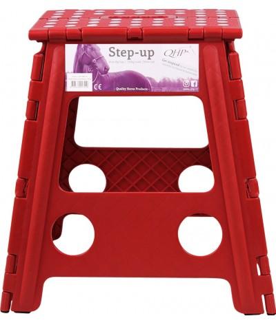 QHP Step Up Krukje Rood