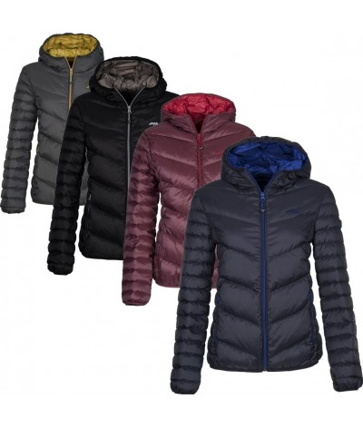 Equiline Woman's Down Jacket Maudy