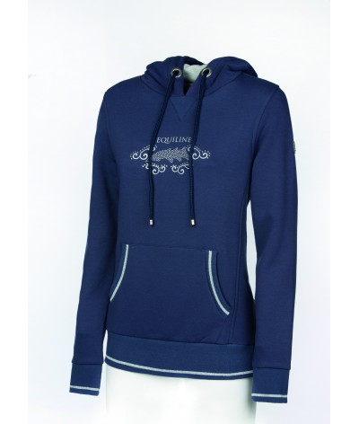 Equiline Girl's Sweatshirt Fantasy