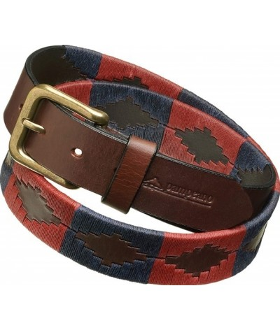Pampeano Polo Belt Marcado