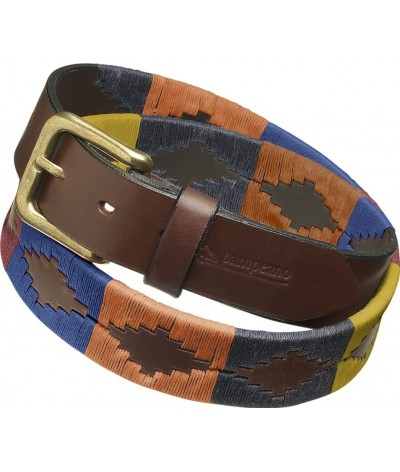 Pampeano Polo Belt Moreno