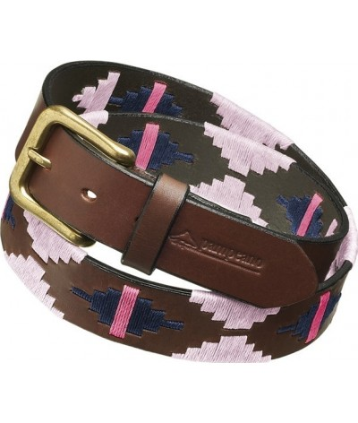 Pampeano Polo Belt Rosa