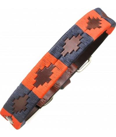 Pampeano Leather Dog Collar Audaz