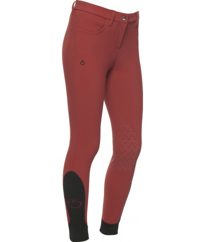 Girls Color Grip Breeches...