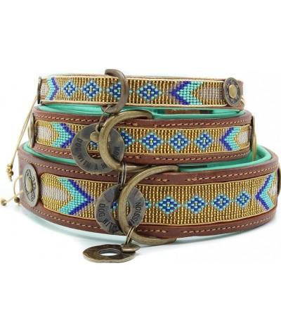 DWAM Indi Moon Leather Belt