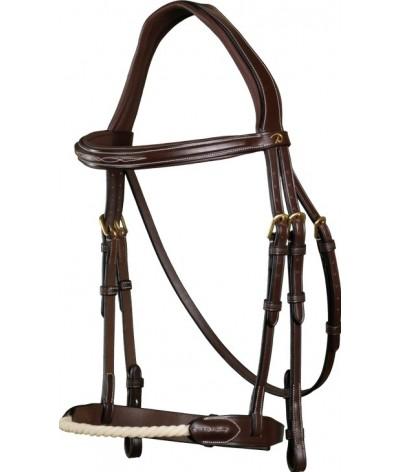 Dyon Rope Noseband Bridle...