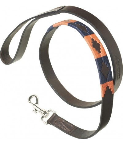 Pampeano Leather Dog Lead Audaz