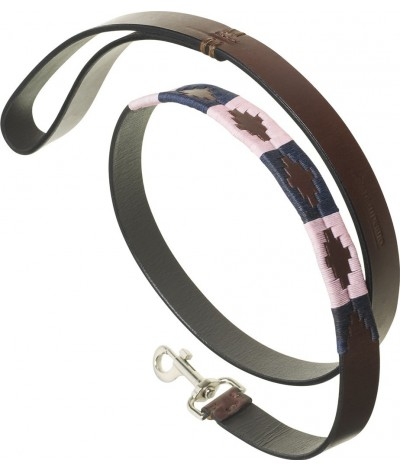 Pampeano Leather Dog Lead Hermoso