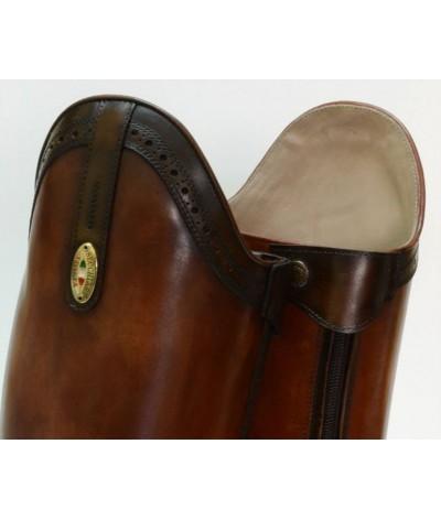 Secchiari Riding Boots Antique Aachen