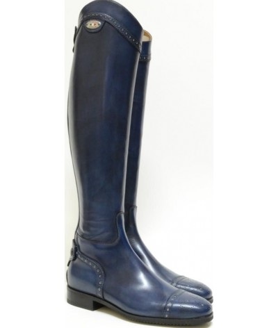 Secchiari Riding Boots Antique Effect