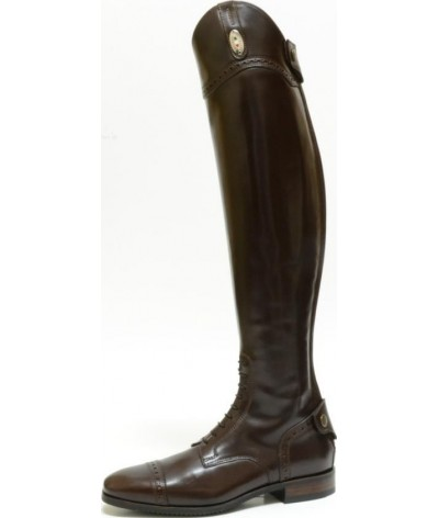 Secchiari Riding Boots Dark Brown