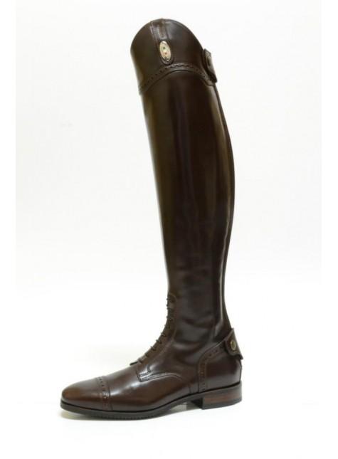 Secchiari Riding Boots Dark Brown
