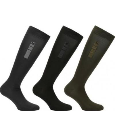 Set of 3 CT Triple Bar Socks