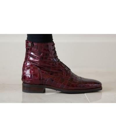 Secchiari Ankle Boots Croc