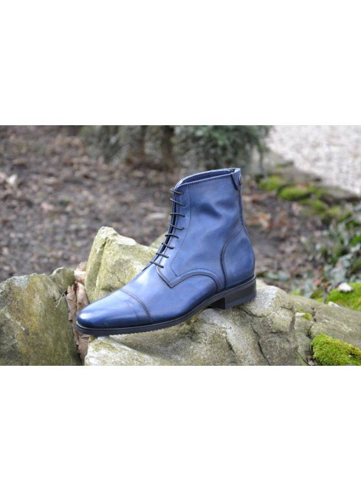 Secchiari Ankle Boots Antique