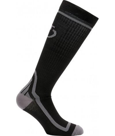 Wool Socks Black Cavalleria...
