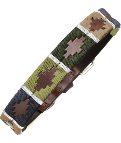 Pampeano Leather Dog Collar...