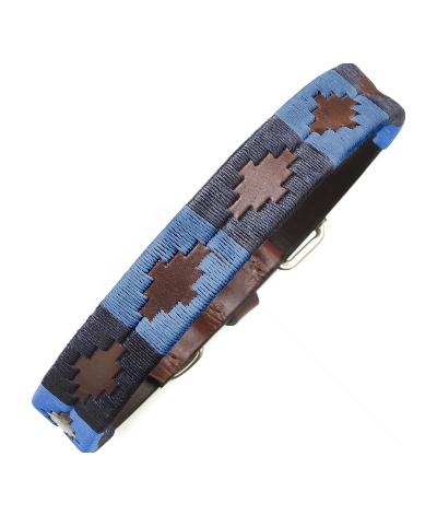 Pampeano Hondenhalsband Azules