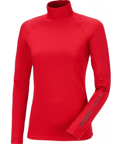 Pikeur Abby Roll Neck Scarlet