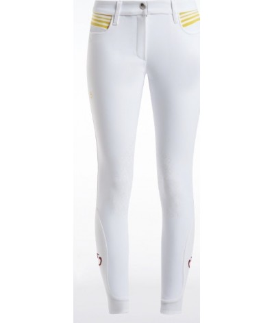 Cavalleria Toscana Degrade Rib Knit Breeches