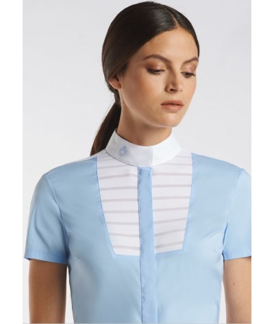 Cavalleria Toscana Sheer Stripe Shirt