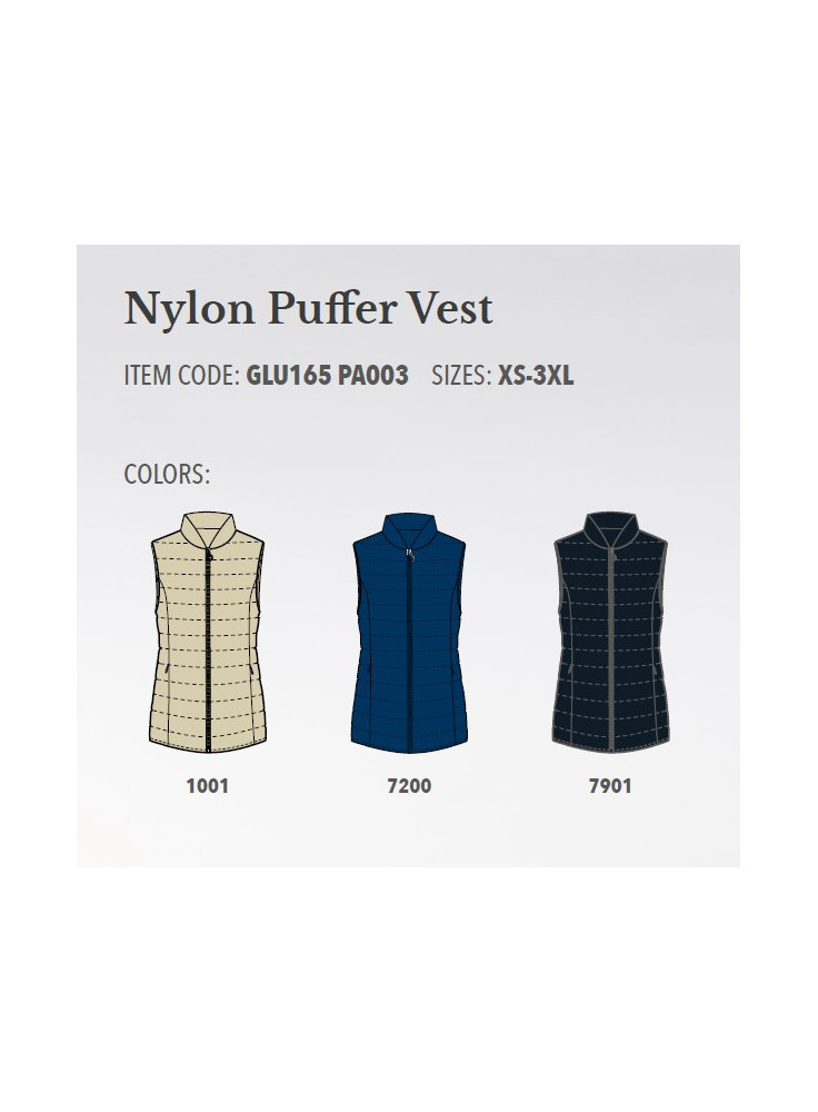 Cavalleri Toscana Nylon Puffer Heren Bodywarmer