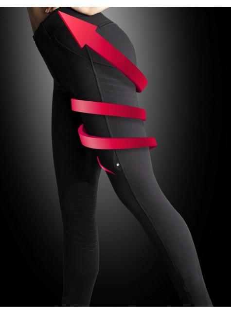 Equiline Woman Breeches X-Shape Half Grip