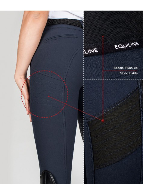 Equiline Riding Breeches X-Shape Full Grip
