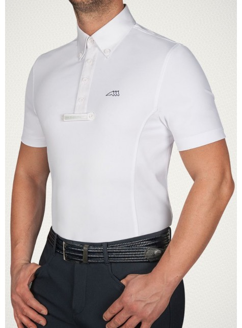 Equiline Short Sleeved Fox