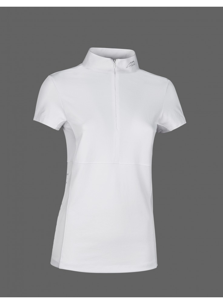 Equiline Women's Competition Polo Shirt Artic