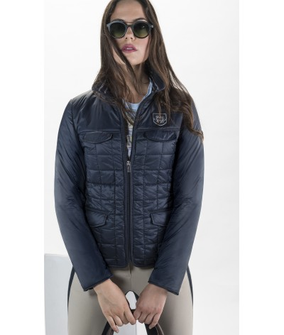 Equilne Women's Padded Jacket Ivy