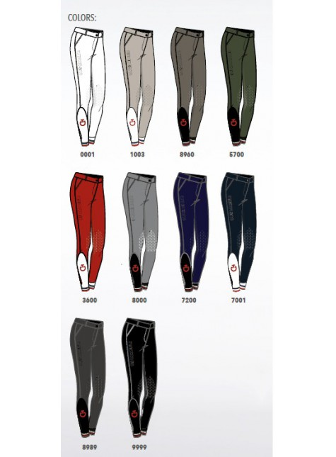 Cavalleria Toscana 3 Color Stripe Breeches