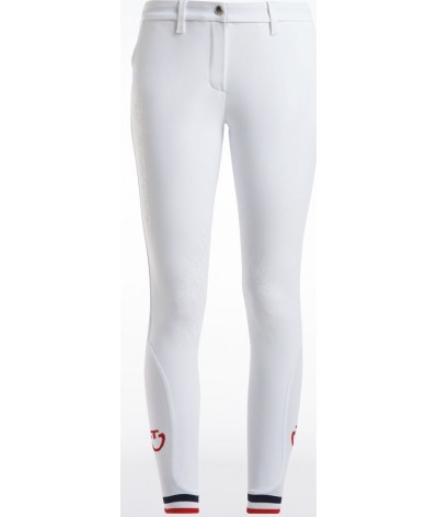 Cavalleria Toscana 3 Color Stripe Breeches