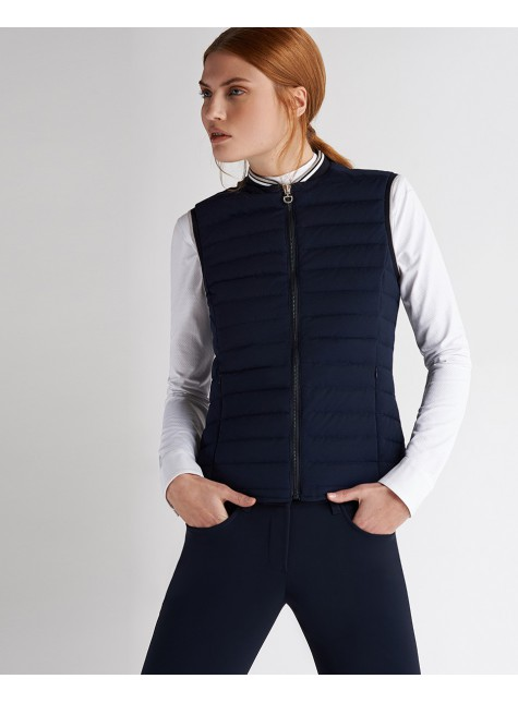 Cavalleria Toscana Quilted Front/Flat Back Bodywarmer