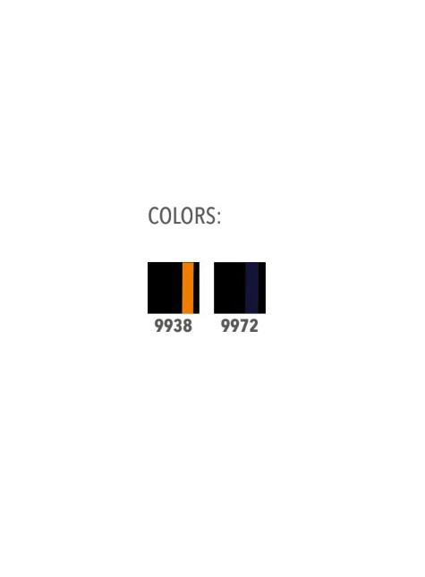Cavalleria Toscana Women´s Leather Stretch Stripe Belt