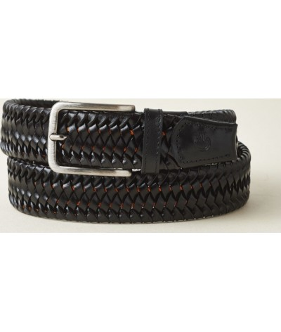 Cavalleria Toscana Women´s Leather Stretch Stripe Belt