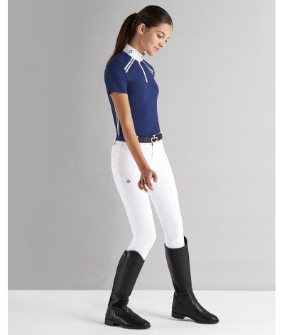 Cavalleria Toscana Elastic Band Competition Polo